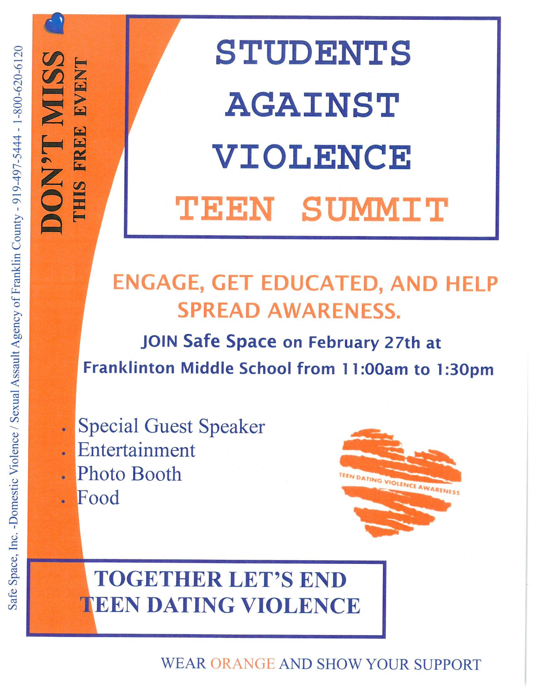 Event Safe Teen 118